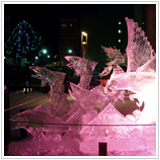 Asahikawa International Ice Sculpture Contest